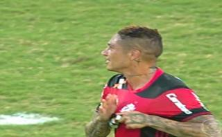 Paolo Guerrero anotó gol tras magistral pase de Miguel Trauco