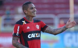 Con gol de Guerrero: Flamengo goleó 4-0 a Madureira en Carioca