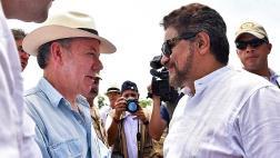 Colombia: Santos visita a las FARC en zonas de desarme
