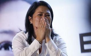 Keiko pidió a la Fiscalía no volver a citarla en caso gasoducto