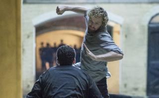 """Danny Rand es un maestro del kung fu en adelanto de """"Iron Fist"""""""