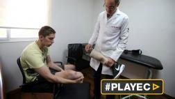 Follmann piensa en Juegos Paralímpicos tras accidente aéreo