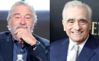 "Netflix se hace de ""The Irishman"" de Martin Scorsese y De Niro"