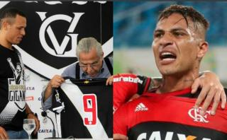 Guerrero: presidente de Vasco lo minimizó ante Luis Fabiano