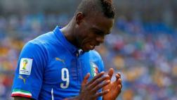 "Técnico de Italia ve ""pocas señales positivas"" en Balotelli"