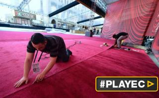 Oscar: así se viven los preparativos para la ceremonia [VIDEO]