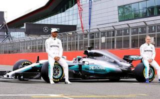 Fórmula 1: Conoce todos los monoplazas para el 2017