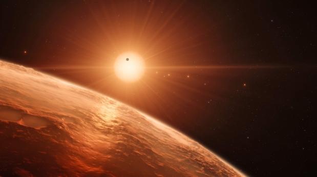 """""""Lo más difícil será llegar al nuevo sistema estelar"""""""