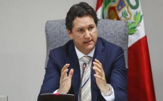 """Salaverry: """"Pago de Odebrecht fue un compromiso para Gasoducto"""""""