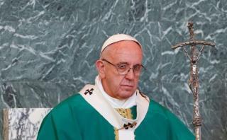 """El Papa sugiere """"es mejor ser ateo que un católico hipócrita"""""""