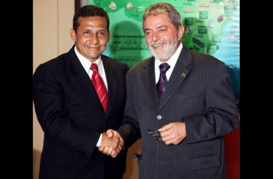 Humala y Lula: Las reuniones entre ambos desde el 2006