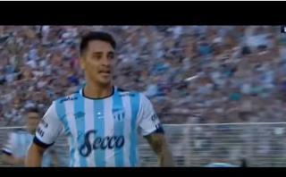 Atlético Tucumán: el histórico gol de Sampedri en Libertadores