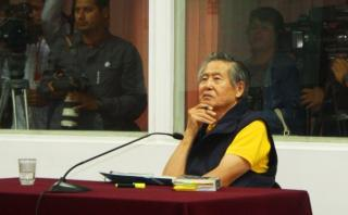 Fujimori: Nuevos procesos no aumentarán sus 25 años de prisión