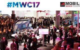 Móviles con grandes pantallas y escáner iris en el MWC 2017