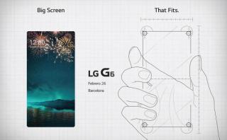 LG apostará por una gran pantalla en el MWC 2017