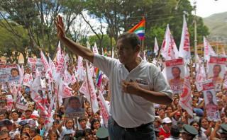 Garreta: No recibí ni transporté dinero para campaña de Humala