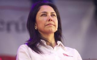 Nadine Heredia rechazó haber recibido dinero de Odebrecht