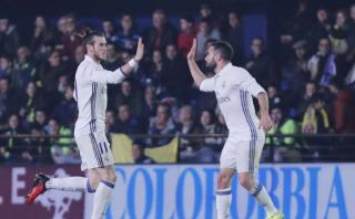 Real Madrid: Bale descontó ante Villarreal con este cabezazo