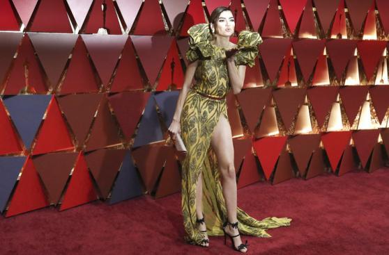 Oscar 2017: las peores elecciones de la alfombra roja [FOTOS]