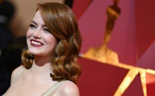 Oscar 2017: Emma Stone se lleva el premio a Mejor actriz