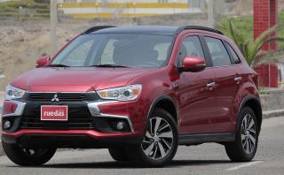 Probamos la renovada Mitsubishi ASX y esto es lo que concluimos