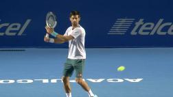 Novak Djokovic y Rafael Nadal dan brillo al Abierto de Acapulco