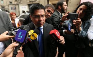 """""""Ollanta Humala no tiene ninguna intención de salir del país"""""""