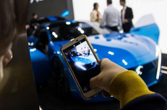 Prototipos de automóviles conectados invadieron el MWC 2017