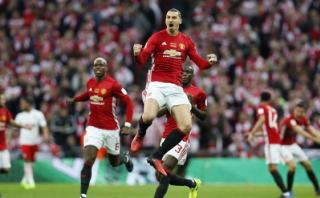 Ibrahimovic: el millonario premio por ganar la Copa de la Liga