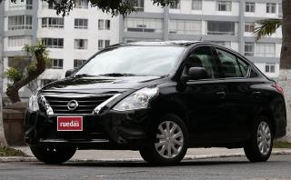 Prueba al Nissan Versa Drive, la versión de entrada del modelo