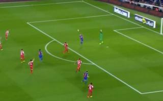 Barcelona: Lionel Messi y una genial definición de cabeza