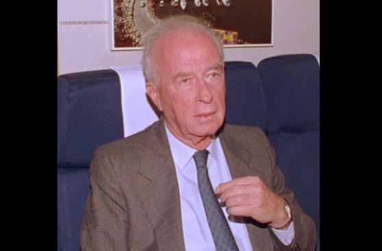 Isaac Rabin: una vida por la paz