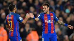Barcelona: Neymar anotó magnífico golazo de tiro libre [VIDEO]
