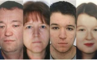 [BBC] El misterio de la familia que desapareció en Francia