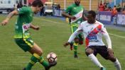 Sport Huancayo cayó 3-1 ante Nacional Potosí en Sudamericana