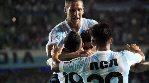 Racing venció 1-0 a Rionegro Águilas por la Copa Sudamericana