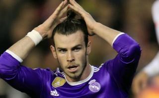 Real Madrid: Gareth Bale es suspendido dos fechas por agresión