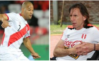Gareca explicó por qué convocó a Rodríguez estando lesionado