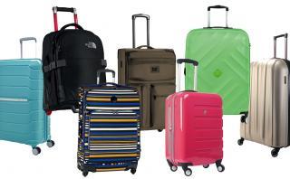 Nueve opciones para encontrar la maleta ideal
