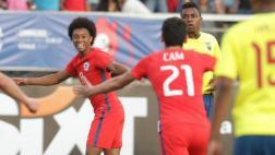 Chile ganó 1-0 a Ecuador y accedió a hexagonal por Sudamericano