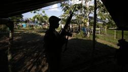 FARC entregó primer grupo de niños que mantuvo bajo su poder