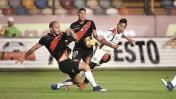 Universitario ganó 1-0 a Municipal y logró su primera victoria