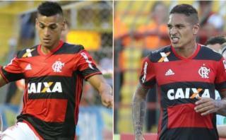 Guerrero y Trauco: mejores jugadas en final Taca Guanabara