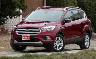 ¿Qué tal es la nueva Ford Escape? Te lo contamos tras probarla
