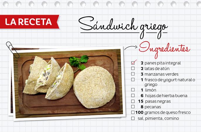 ¿Estás a dieta?: Prepara un sándwich light para el desayuno