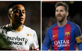 """Ex mundialista: """"Cueva no puede ser comparado con Leo Messi"""""""