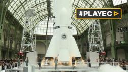 Chanel se lanza al espacio con su nueva colección en París