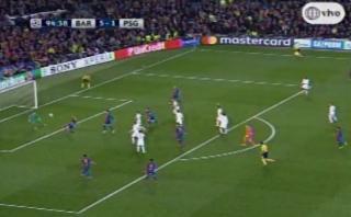 Prodigioso gol de Sergi Roberto que dio clasificación al Barza