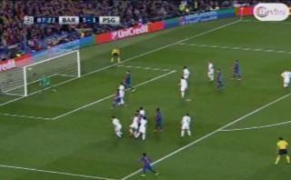 Barcelona: Neymar anotó espectacular gol de tiro libre