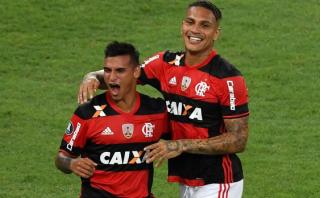 Flamengo goleó 4-0 a San Lorenzo en debut en Copa Libertadores